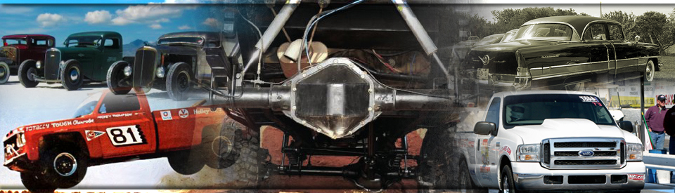 the differential and axle shop banner